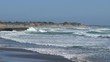 The Pacific Ocean at Ano Nuevo State Park, Santa Cruz County, California, USA, 2018