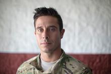 Portrait Of A Soldier