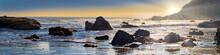 Pazifikküste Bei Cambria, Kalifornien, USA