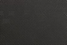 Texture Of Dirty On Black Metal Grate Wall, Abstract Pattern Background