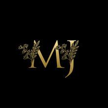 MJ Gold Royal Logo