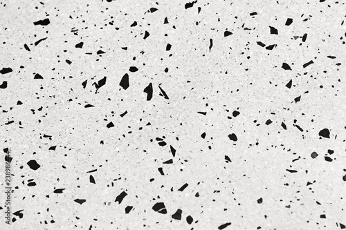 Terrazzo tile texture background
