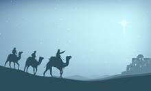 Christian Christmas Nativity S...