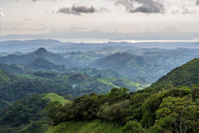 Vue Pacifique De Monteverde