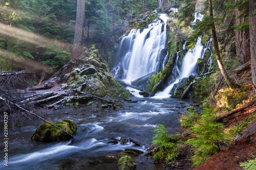 Photo National Creek Falls, Oregon