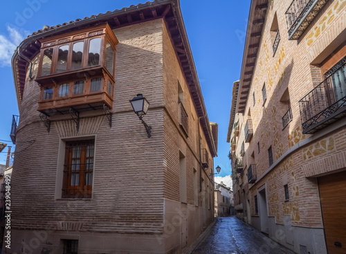 Photographie  The Jewish quarter of Toledo, Castile-La Mancha, Spain