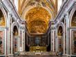Leinwanddruck Bild - Certosa di San Martino