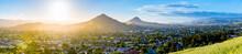 Bright Afternoon, San Luis Obispo Panorama