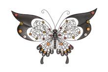Interior Decorations. Butterfl...