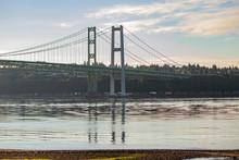 Tacoma Narrows Bridge Stretchi...