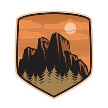 Mountain Logo, Icon Or Symbol