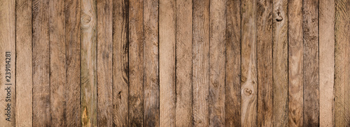 Poster Bois Wood texture. background old panels. Abstract background, empty template.