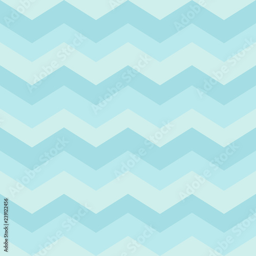 Seamless blue zigzag pattern. Waves background for children\'s ...