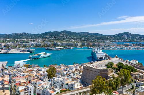 In de dag Mediterraans Europa Ibiza