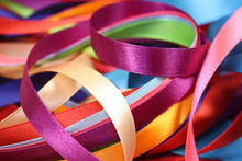 Different Colorful Ribbons