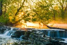 Sunrise At Beargrass Creek