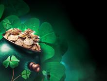 Saint Patricks Day Background Concept