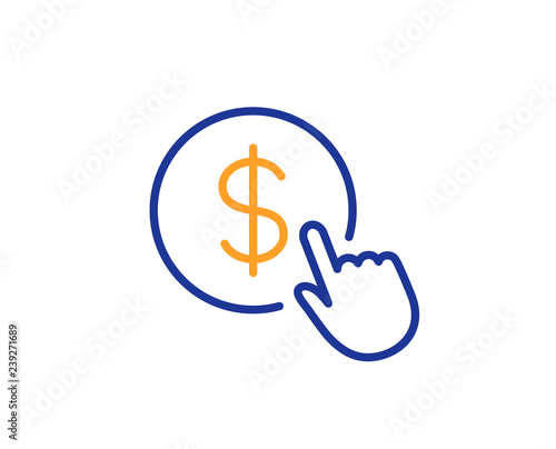 Currency Exchange Sign Cursor Pointer Symbol To Pay Or