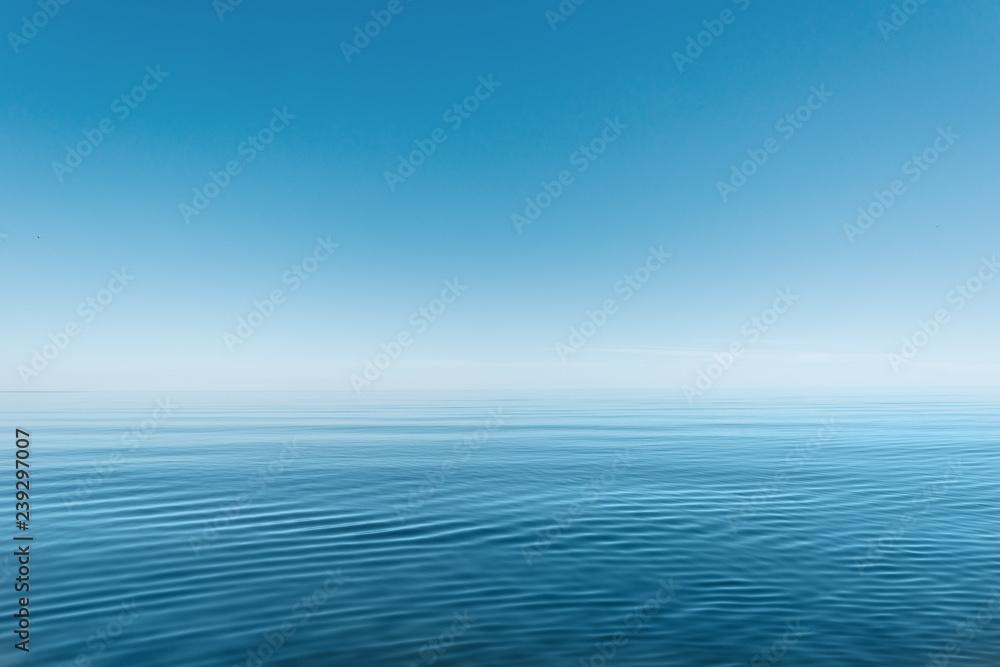 Fototapety, obrazy: Blue Baltic sea.