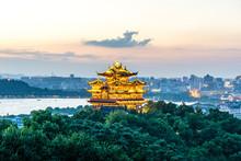 Temple In Hangzhou China