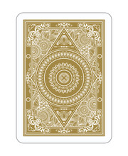Playing Cards In Vintage Style...