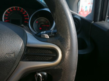 Scratches Steering Wheel In Th...