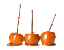 Delicious Caramel Apples With ...