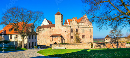 Cadolzburg Castle – Cadolzburg near Furth in Bavaria, Germany