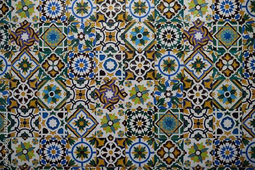 Foto  Ethnic pattern