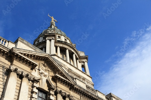 Photo London Old Bailey