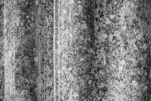 Fototapety, obrazy: Dirty rusty roofing slate texture. background with stains and  defects.