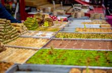 Food In Carmel Market, Tel Avi...
