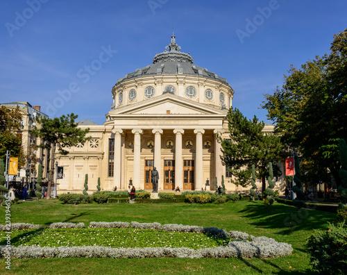 Photo Atheneum Bukarest