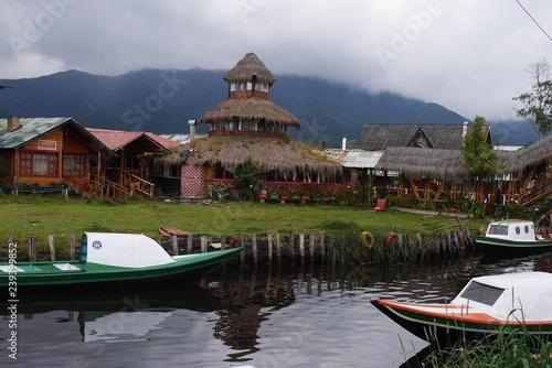 Fotografie, Obraz  laguna de cocha