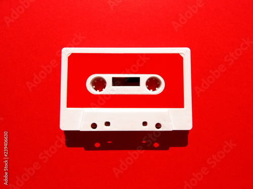 Photo Red Cassette