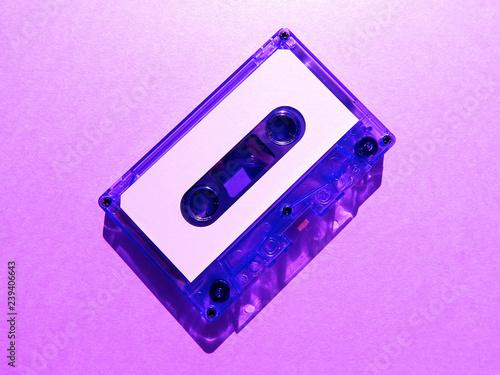 canvas print motiv - Nicholas : Lavender Cassette