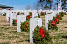 National Cemetery During The H...