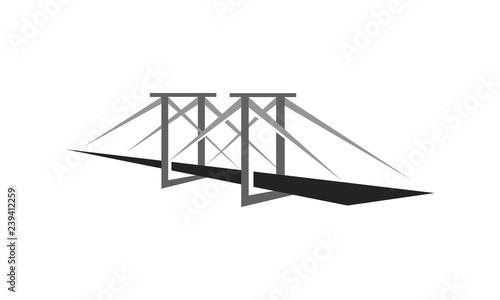 Valokuva  long bridge logo