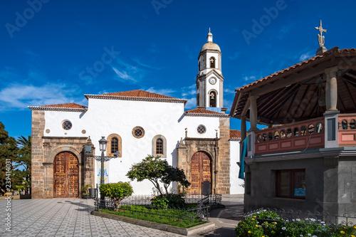 Fotografia  Dating back to 1697, the Parroquia Matriz de La Concepción was rebuilt in 1790