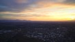 Sunset over Phoenix from Squaw Mountain