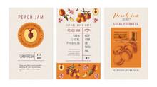 Peach Jam Flyer Templates