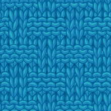 Vector Basket Weave Stitch Pattern.