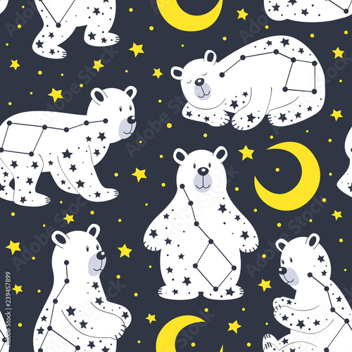 seamless-pattern-with-white-bear-and-constellation-ursa-major-vector-illustration-eps