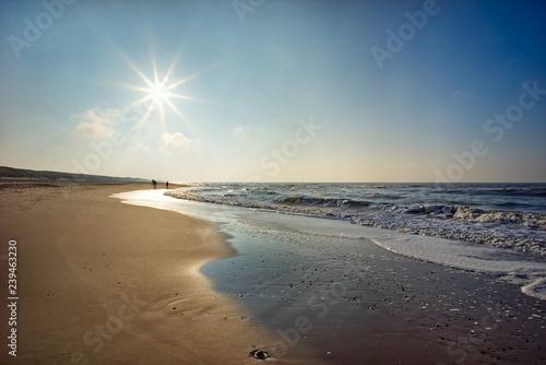 Foto auf Leinwand Skandinavien Nordsee Dänemark
