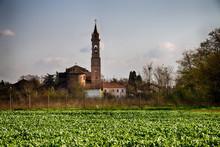 San Giuliano Nuovo (AL) - La Chiesa