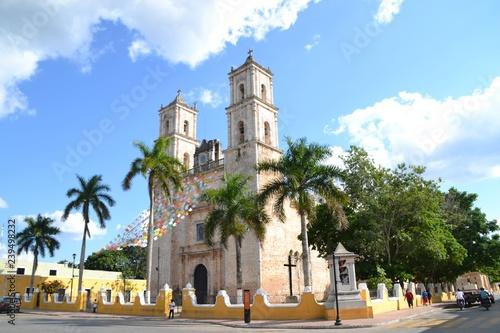 Kirche Valladolid Mexiko