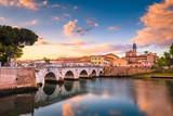 Rimini cityscape