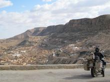 Tourists In The Tunisia