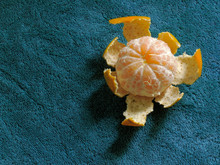 Tangerine, Healthy And Fresh Tropical Fruit