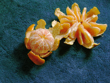 Tangerine, Healthy And Fresh T...